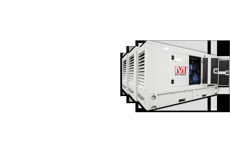 Generator for Rent, Diesel Generator Rental by Modern Hiring